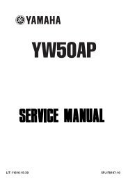 YW50AP Service Manual - Odor Motor Bt.