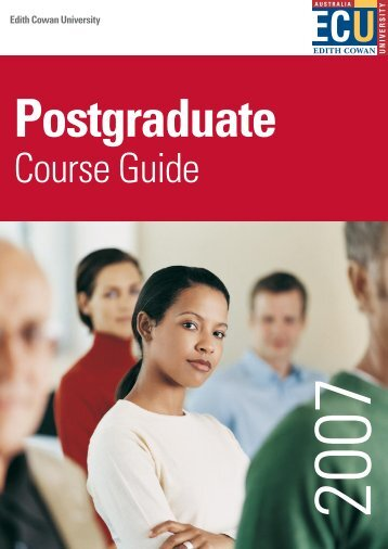 Course Guide - Edith Cowan University