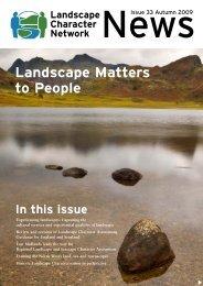 LCN News 33 - Natural England