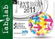 folder aprile A4 INGLESE - Ravenna2011