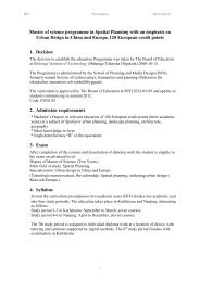 Programme information - Blekinge Tekniska Högskola