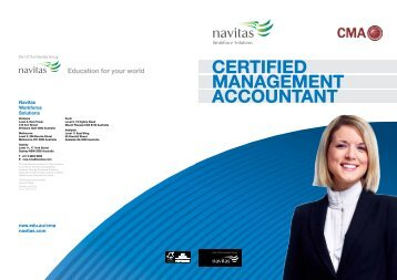 Download - CMA - Certified Management Accountants