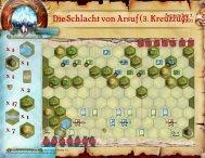 Die Schlacht von Arsuf (3. Kreuzzug)