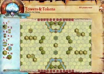 Towers & Tokens