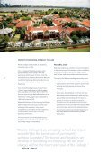 BOARDING AT WESLEY - Wesley College - Page 4