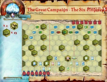 The Great Campaign - The Six-Fingered Thief (Prelud