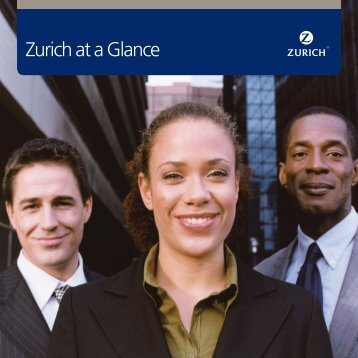 Zurich at a Glance