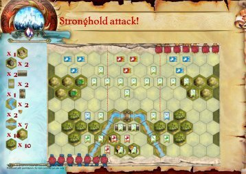 Stronghold attack!