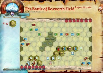 The Battle of Bosworth Field