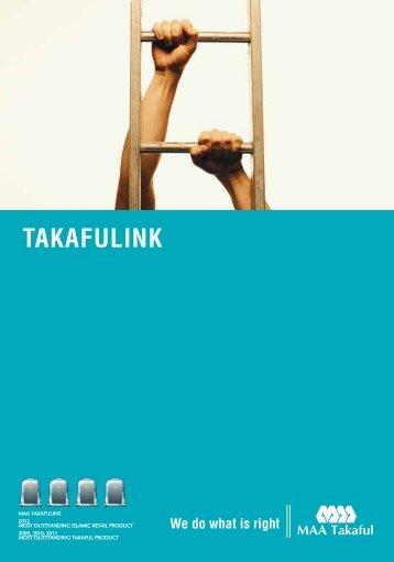 Takafulink Booklet 2013 - MAA