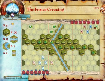 The Forest Crossing