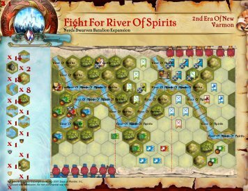 Fight For River Of Spirits