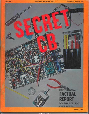 S-1/61 - cb radio secret