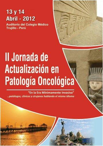 Descargar PROGRAMA OFICIAL - colegio médico