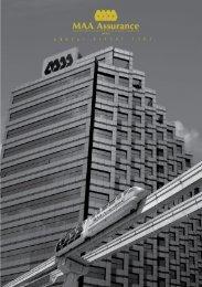 MAA Assurance's Annual Report 2005 - Zurich