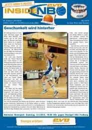 Rhein-Main Baskets - New Basket 92 Oberhausen