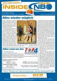 TSV 1880 Wasserburg - New Basket 92 Oberhausen