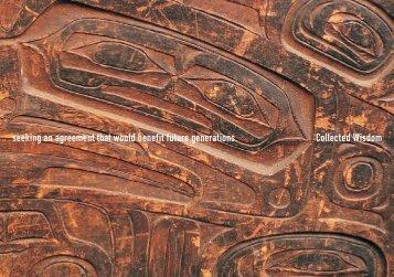 Nisga'a Implementation Report 2003 - Government of British Columbia
