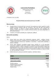 Rozpočet na rok 2004 - Dokumenty
