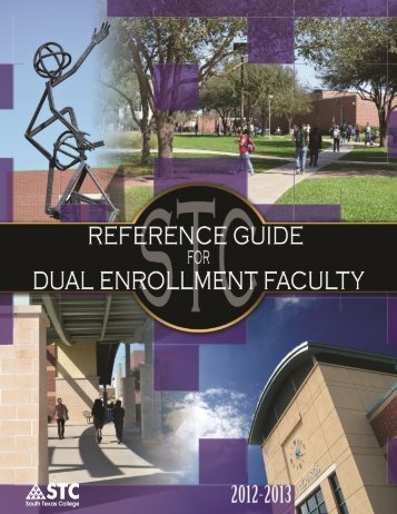 Reference Guide - South Texas College