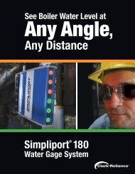 Simpliport® 180 Water Gage System - Ampmech.com