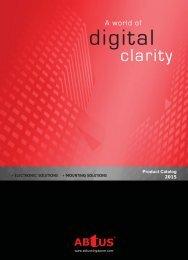 catalogue download - ABtUS