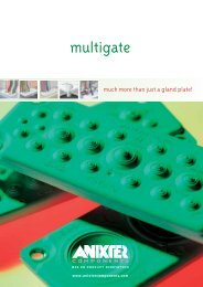 multigate - Anixter Components