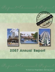 t• Annual Report• Annual Report t• Annual Report• Annual Report