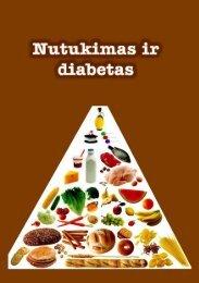 Nutukimas ir diabetas - Lietuvos diabeto asociacija