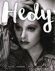 HEDY MAG ISSUE 1