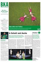 Berner Kulturagenda 2015 N°8