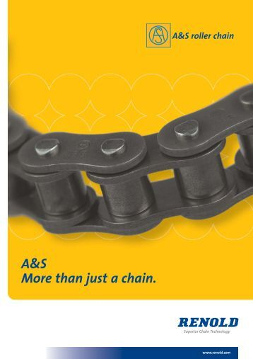 A&S Roller Chain