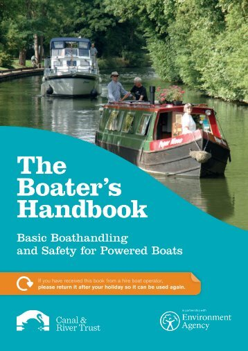 T The Boater's Handbook - Canal & River Trust