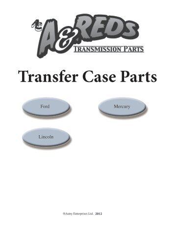 Ford Transfer Case CD.pdf - A & Reds