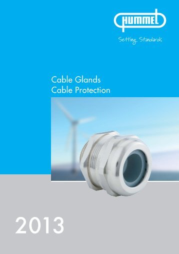 Cable Protection Cable Glands - Anixter Components
