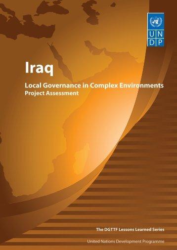 DGTTF Iraq