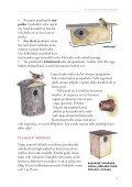 Suvised aialinnud ja nende abistamine - Eesti ornitoloogiaühing - Page 7