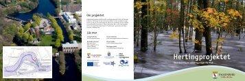 Broschyr om Hertingprojektet - Falkenbergs kommun