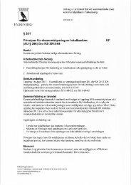Principer för ekonomistyrning av lokalbanken. - Falkenbergs kommun