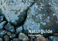 Naturguide Fbg. SV Utskrift.indd - Falkenbergs kommun