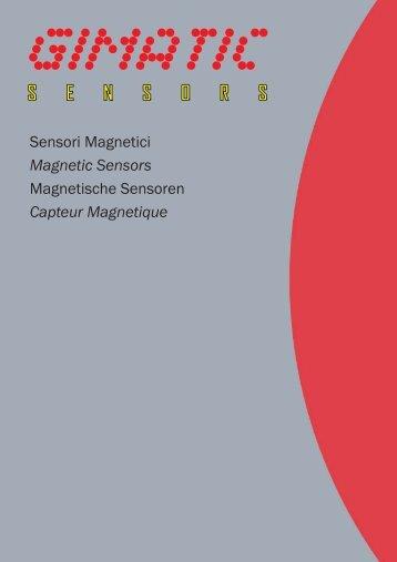 Gimatic Sensor Catalog - GimaticUSA.com