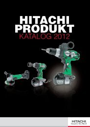 Kr. 1.854 - Hitachi Power Tools Finland Oy