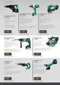 HPT Batterier 4,0 AH brosjyrer SE oppdatert aug.indd - Hitachi - Page 4