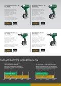 HPT Batterier 4,0 AH brosjyrer SE oppdatert aug.indd - Hitachi - Page 7