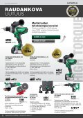 KONE - Hitachi Power Tools Finland Oy - Page 2