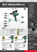 KONE - Hitachi Power Tools Finland Oy - Page 3