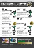 KONE - Hitachi Power Tools Finland Oy - Page 4