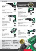 KONE - Hitachi Power Tools Finland Oy - Page 5