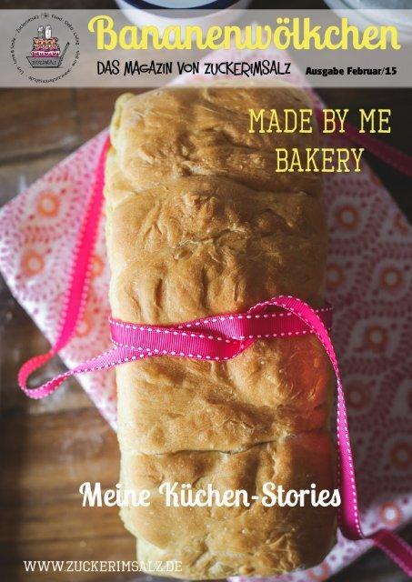 Bananenwölkchen - Made by me Bakery -das Magazin von Zuckerimsalz
