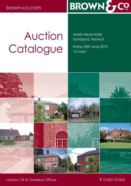 Auction Catalogue - JUPIX Auctions